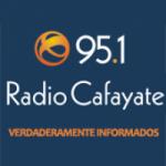 Logo da emissora Radio Cafayate 95.1 FM
