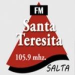 Logo da emissora Radio Santa Teresita 105.9 FM