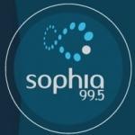 Logo da emissora Radio Sophia 99.5 FM