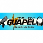 Logo da emissora Radio Guapel 97.1 FM