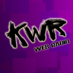 Logo da emissora KWR Web Rádio