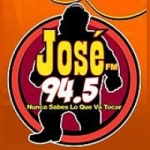 Logo da emissora Radio KSEH José 94.5 FM