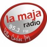 Logo da emissora Radio La Maja 95.3 FM