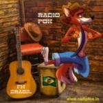 Logo da emissora R�dio Fox FM