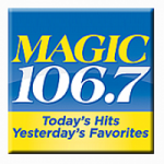 Logo da emissora Radio WMJX Magic 106.7 FM