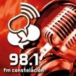 Logo da emissora Radio Constelación 102.3 FM
