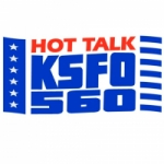 Logo da emissora Radio KSFO 560 AM