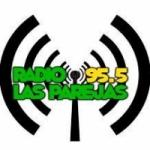Logo da emissora Radio Las Parejas 95.5 FM