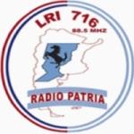Logo da emissora Radio Patria 88.5 FM