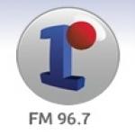 Logo da emissora Radio La Red F� 96.7 FM