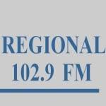 Logo da emissora Radio Regional 103.1 FM