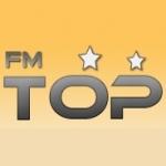 Logo da emissora Radio Top 106.3 FM