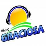 Logo da emissora Rádio Graciosa FM