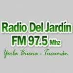 Logo da emissora Radio Del Jard�n 97.5 FM