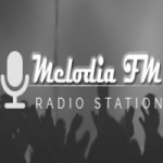 Logo da emissora Radio Melodia FM 93.3 FM