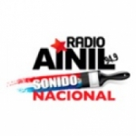 Logo da emissora Radio Ainil 94.9 FM