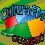 Logo da emissora R�dio Cultura 87.9 FM