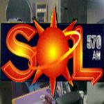 Logo da emissora Radio Del Sol 570 AM