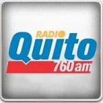 Logo da emissora Radio Quito 760 AM