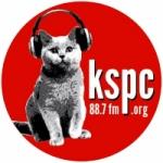 Logo da emissora Radio KSPC 88.7 FM