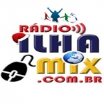 Logo da emissora R�dio Ilha Mix