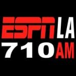 Logo da emissora Radio KSPN 710 AM