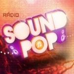 Logo da emissora R�dio Sound Pop