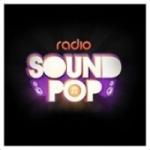 Logo da emissora Rádio Sound Pop