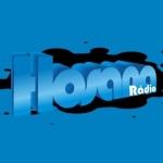 Logo da emissora Rádio Hosana Gospel