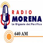 Logo da emissora Radio Morena 640 AM