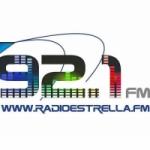 Logo da emissora Radio Estrella 92.1 FM