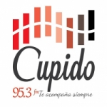 Logo da emissora Radio Cupido 95.3 FM
