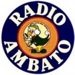 Logo da emissora Radio Ambato 930 AM