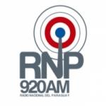 Logo da emissora Radio Nacional Del Paraguay 920 AM