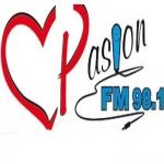 Logo da emissora Radio Pasi�n 98.1 FM