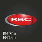 Logo da emissora Radio RBC 104.7 FM 680 AM