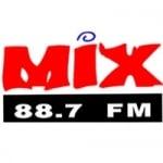 Logo da emissora Radio Mix 88.7 FM
