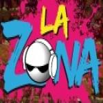 Logo da emissora Radio La Zona 90.5 FM
