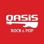 Logo da emissora Radio Oasis 100.1 FM