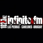 Logo da emissora Radio Infinito 102.3 FM
