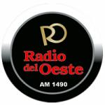 Logo da emissora Radio del Oeste 1490 AM