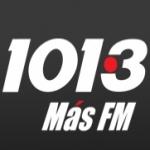 Logo da emissora Radio Mas 101.3 FM