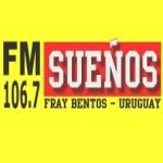 Logo da emissora Radio Sueños 106.7 FM