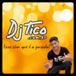 Logo da emissora Rádio DJ Tico 1 - Funk