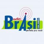 Logo da emissora R�dio Brasil Chorozinho 104.9 FM