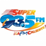 Logo da emissora Radio Super 93.5 FM