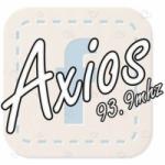 Logo da emissora Radio Axios 93.9 FM