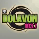 Logo da emissora Radio Dolavon 103.5 FM