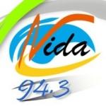 Logo da emissora Radio Vida 94.3 FM