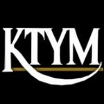 Logo da emissora KTYM 1460 AM